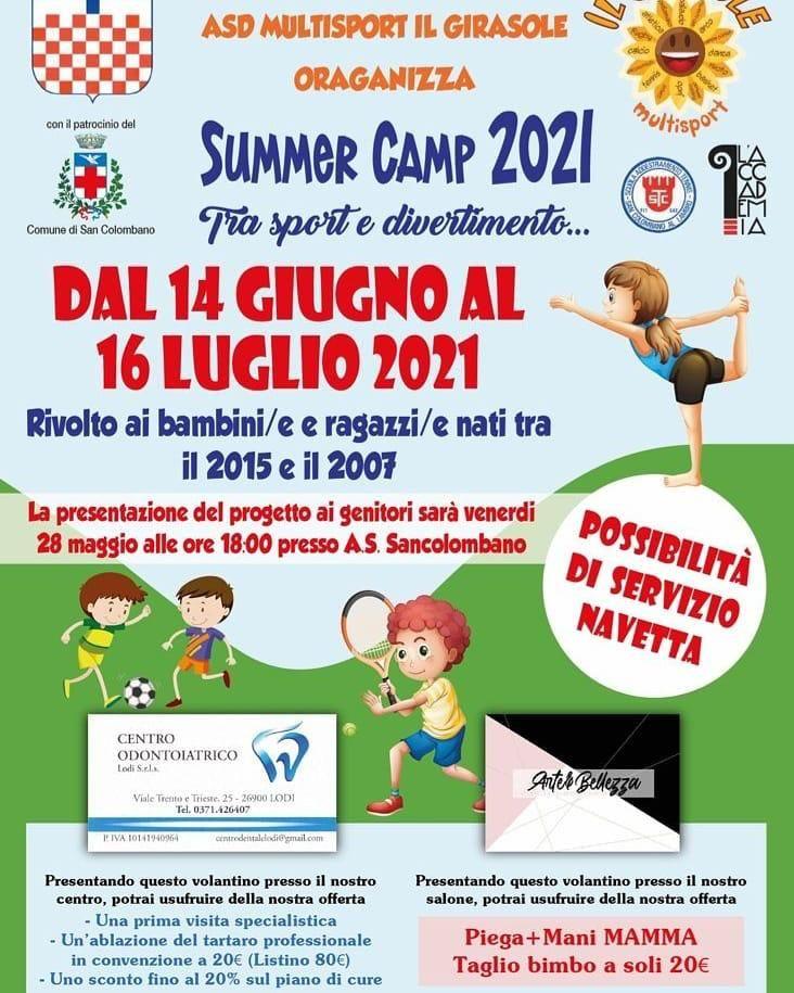 Summer Camp Multisport 2021